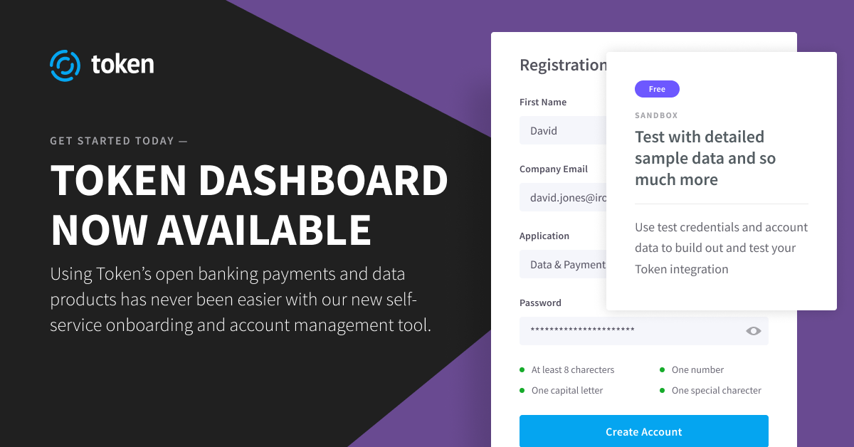 Token Dashboard now available