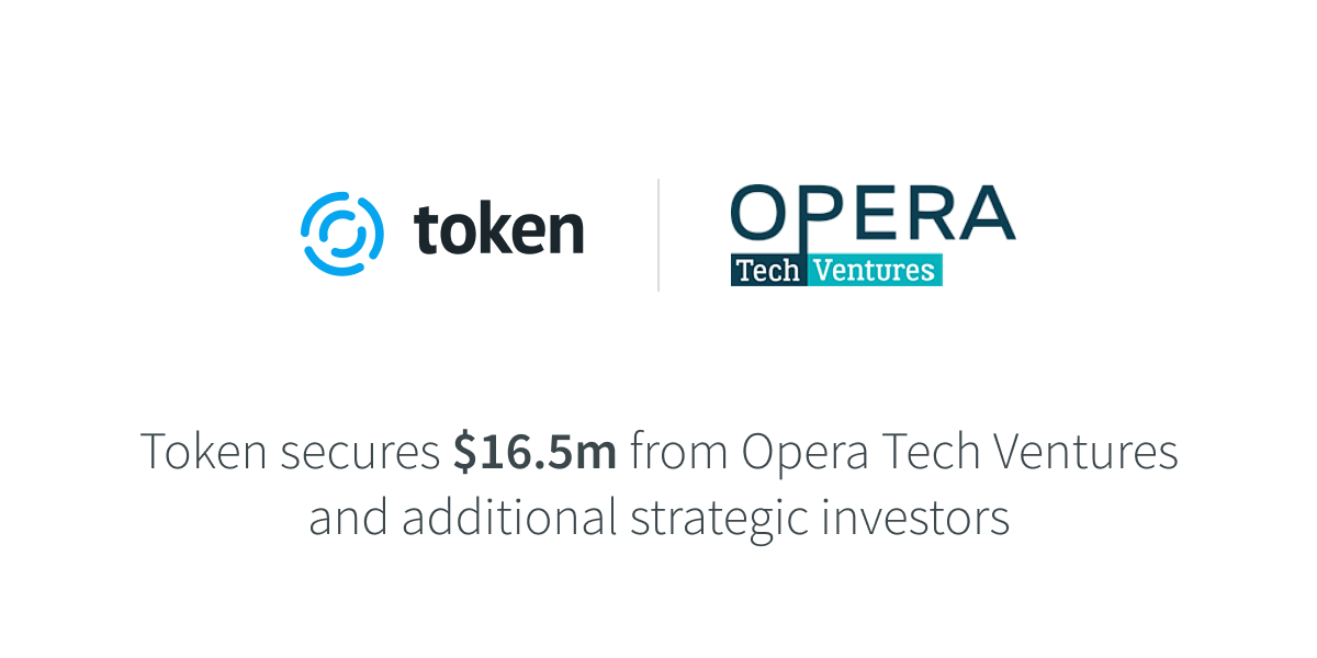 Token secures strategic investment as open banking set to transform payments industry