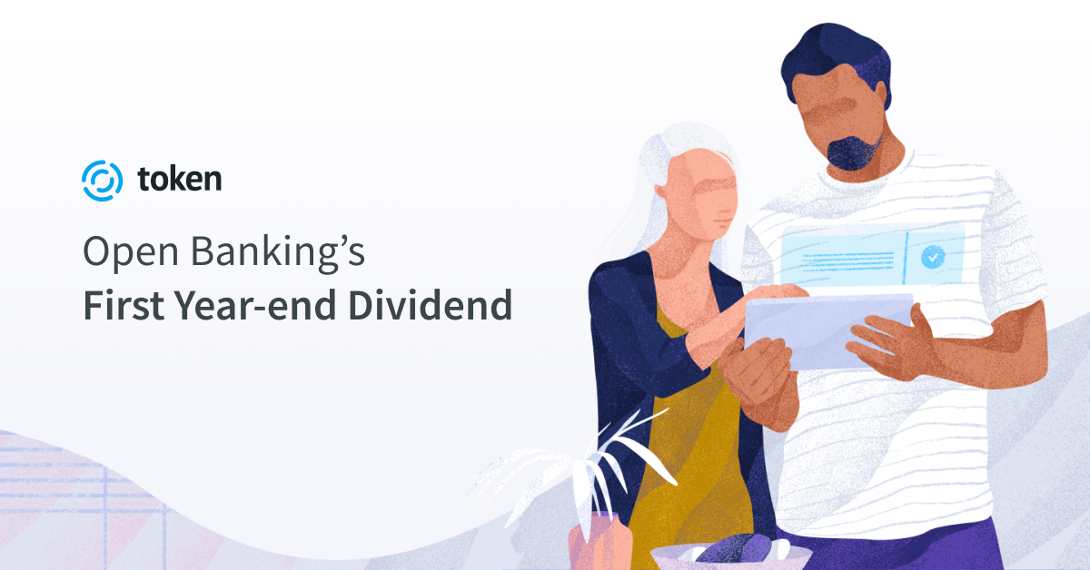 Open Banking's First Year-end Dividend